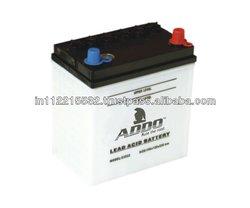 SMF Lead Acid Car Batteries MF55D23L(12V 60Ah)