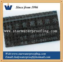 Rolling SBS rubber roofing material bitumen waterproof membrane in Wuhan