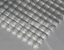 conditioning air floor hvac ceiling aluminum egg crate