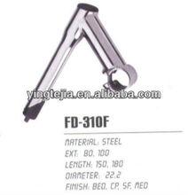 hot selling high quality steel CP/UCP folding bicycle bike steel handlebar stem