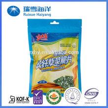 low salt original flavor nori seaweed,chips from seaweed