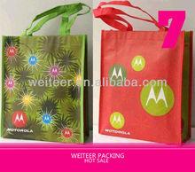 Hot Sale Non Woven Eco-friendly Shopping Bag
