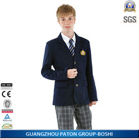 winter student uniform,winter coat from Guangzhou uniform factory