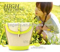 Fashionable Factory Directly Cheap Lady Brand new Handbags Women's Straw Bag