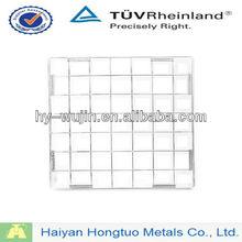 zinc metal wire mesh