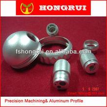 fabricated diecasting& cnc machined aluminum parts