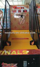 simulator basketball game machine/amusement basketball game machine