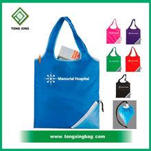 2013 New Style Reusable Folding Tote Bags,Non Woven Shopping