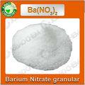 Nitrate de baryum industriels granulaire. 99.5% feux d'artifice des matières premières pour la vente