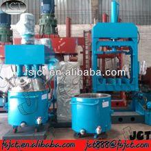 Vacuum mixing granules machine for chemical industry