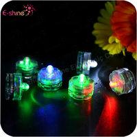Wedding Centerpieces Mini Waterproof Led Flower Submersible Light