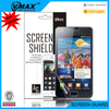 For Samsung galaxy s2 i9100 screen protector oem/odm (Anti-Fingerprint)
