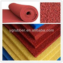 6mm Abrasive Open Cell Sponge Rubber Foam Roll