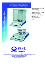Mettler Toledo Compatible Analytical Precision Lab. / Moisture Balance