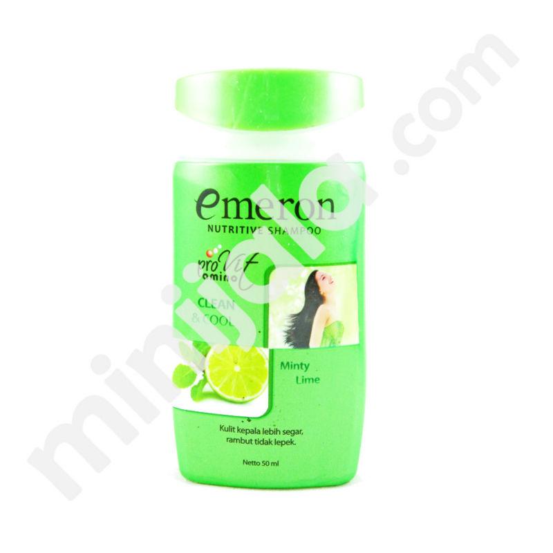 Emeron Indonesia Brand Shampoo