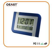HOT decorative table clock projector digital clock with temperature display,calendar