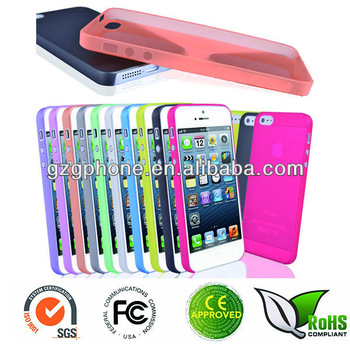 soft back cover for iphone 5 case