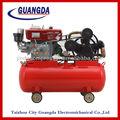 10hp 180l diesel compressor de ar