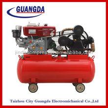 10HP 180L Diesel Air Compressor