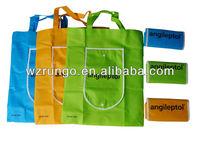 Eco Friendly Foldable Non Woven Shopping Bags