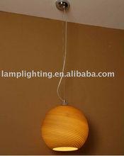 Simple warm dinning room/ children decorative pendant lamp