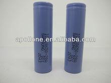 samsun lithium battery cell 18650 3.7v 3000mAH