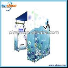 alta rentabilidad de la pantalla táctil de tomar la foto de la máquina expendedora para la venta