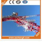 CE & ISO QTZ60 (1ton-6ton) tower crane light