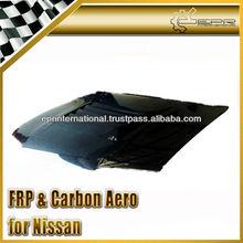 For NISSAN Skyline R33 GTST NISM Style Style Carbon Fiber Engine Hood Bonnet