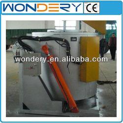 Tilting Electric Non-ferrous Metal (Aluminum, zinc, lead) Crucible Melting Furnace