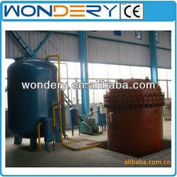 motor coils vacuum pressure impregnation equipment/impregnation plant
