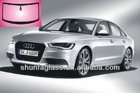 Autoglass carglass for Audi A6 front windshield laminated car glass