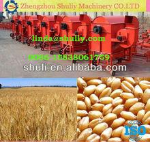 Sorghum/barley/millet/corn/soybean/wheat paddy threshing machine //0086-15838061759