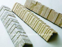 house siding corner materials