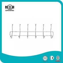Chrome Plating Clothes Hanger Hooks/Screw Wall Hooks With Iron Ball