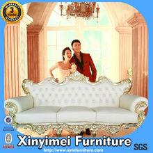 Classical European Leather Sofa XYM-H103