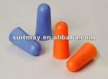 PU Foam Disposable Earplugs Soft Ear Plugs