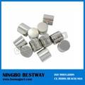 De alto rendimiento cilindro Magnet imán de neodimio / permanente imán de barra magnética