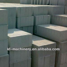 Henan Kefan selling Government Authorized Fly ash aerated concrete set of equipment produced in Zhengzhou