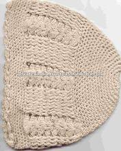 Crocheted Cap C07