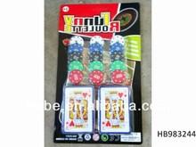 Poker+Digital Chips Children Funny Games Toys, Educational Toys