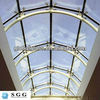 High quality decorative glass skylights supplier with ISO CCC and CE