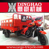 new arrived hot selling five wheel heavy duty motorized cargo tricycle