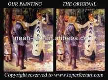 The Swing (La Balancoire) reproduction gallery of Pierre-Auguste Renoir