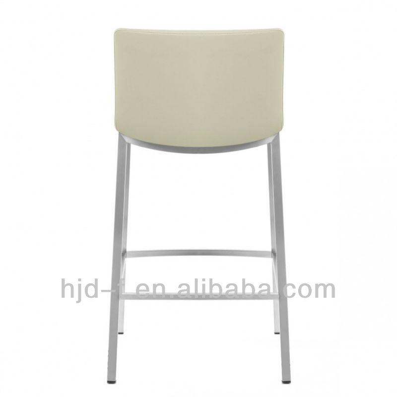 Stainless steel 4 legs fix height bar stool View modern  : Stainlesssteel4legsfixheightbar from hjd-f.en.alibaba.com size 800 x 800 jpeg 29kB