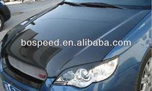 Subaru Legacy carbon hood/Carbon Fiber Bonnet for Subaru 04-06 Legacy