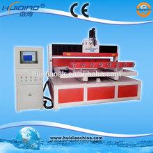 Cina fornitura hd3d- 8- 250- 1200( 1200*250mm) 3d macchina per incisione cnc torniodilegno