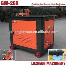 Electric round stirrup bender machine GW-26B