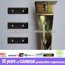 woodworking tungsten carbide scraper blade