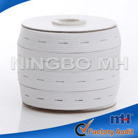 Knitting Elastic Tape with button hole